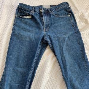 Everlane Slim Fit Jeans -- 30x30
